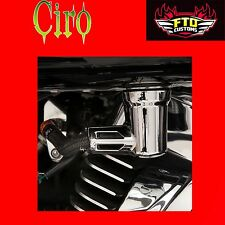 Ciro Fuel Line Fitting Cover for Harley Davidson Touring 2002-2016 - 73000