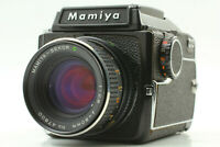 [Exc2] Mamiya M645  Film Camera Body W/ Sekor C 80mm F/2.8 Lens From Japan a377