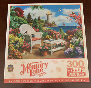 LARGE 300 Piece FAMILY Puzzles - Dogs Cats Flowers