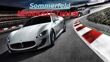 Maserati Auspuff Sportauspuff + Klappenauspuff Umbau Modifikation
