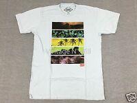 41782297a Altru Apparel Mens XL Life Magazine Natrure Trash Photo Story Light Blue T- Shirt