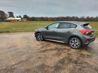 2021 Ford Focus Active X Vignale Edition 155ps MHEV (Rare Engine & Spec)