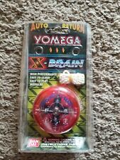 Yomega X-Brain Bandai 1998 Red YoYo Yo-Yo Auto Return NIB