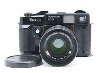 [EXC+++++] Fuji Fujifilm GW690 II Pro 6x9 Film Camera w/ Cap From Japan #650