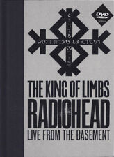 RADIOHEAD - The King Of Limbs - Live From The Basement [New & Sealed] DVD