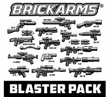 BRICKARMS BLASTER Pack 2016 for Minifigures Star Wars Limited Edition NEW