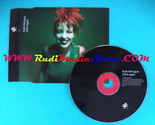 CD Singolo KYLIE MINOGUE Did It Again UK 1997 PROMO DECONSTRUCTION no mc lp(S26)