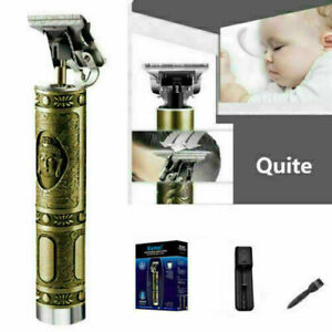 Kemei Electric Pro Outliner Grooming Rechargeable Cordless Close Cutting T-Blade