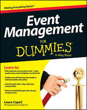 Event Management for Dummies by Laura Capell (Paperback, 2013)