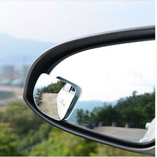 Car Clear Wide Angle Adjustable Mirror Rearview Side Blind Spot Sector Style