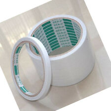 5 Rolls/Set 8mm Super Strong Adhesive Double Sided Glue Tape Kit White