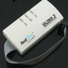 Programmer Realview Ulink2 II Debug Suit ckm ARM USB JTAG Emulator