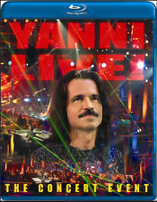 Live: The Concert Event by Yanni [Blu-ray]