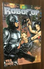 ROBOCOP Wild Child #1 (Avatar Press) -- Limited Catfight Variant -- Ltd to 1000