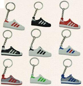 Superstar Keyring NEW UK Seller Originals Sneaker Trainers Sports Shoes AD