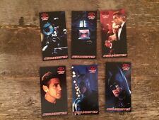 7 George Clooney~Batman & Robin 1997 movie trading cards