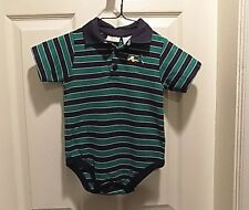 Cowboys and Angels Boys one piece short sleeve shirt size 18 months Tow Truck