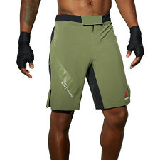 Men's Shorts Reebok Train Like a Fighter MMA Sports Training Knickers Wicking L