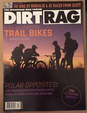 Dirt Rag Trail Bikes Frozen Arctic Fat Biking X Racer #182 2015 FREE SHIPPING