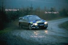 Colin McRae Subaru Impreza WRC 97 Winner Rally GB 1997 Photograph 2