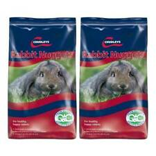 More details for chudleys rabbit nuggets 15kg x 2. 30kg complete rabbit food with free delivery