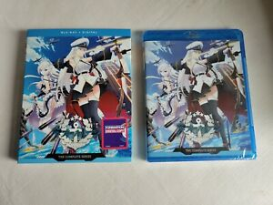 (Blu-ray) AZUR LANE: The Complete Series (2019) FUNimation, Tensho, Slipcover