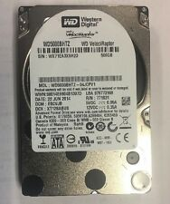 WD5000BHTZ-04JCPV1 VELOCIRAPTOR 500gb sata Hard Drive NEW Zero Hours
