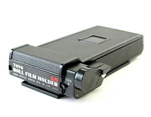 TOYO Roll Film Holder Back 69 6x9 No.8034 RFH69 for Large Format Camera