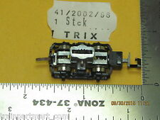 41/2002/96 TRIX POWER TRUCK W/GEAR & PIN N SCALE FACTORY ORIGINAL PARTS