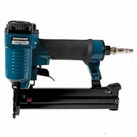 AIR NAILER STAPLER USE FOR UPHOLSTERY, CRAFT, PANNELING,TRIM + 3 YEARS WARRANTY