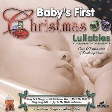 Baby's First: Christmas Lullabies by Baby's First [NEW], CD