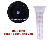 Buse 15 EST Bande Rectangle Arroseur Tuyère UNI SPRAY RAIN BIRD Arrosage 603ST15