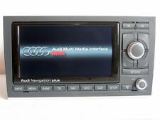 2017 map DVD Audi A4 S4 RS4 RNS-E MK2 LED GLOSSY navigation MEDIA satnav RNSE-PU