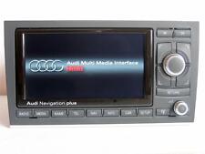 2017 map DVD Audi A4 S4 RS4 RNS-E MK2 LED GLOSSY navigation MEDIA satnav RNSE-PU
