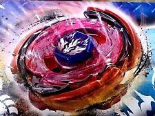 TAKARA TOMY METAL BEYBLADE LIMITED 4D Big Bang Pegasis F:D RED Cosmic Pegasus