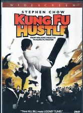 KUNG FU HUSTLE - Stephen Chow / Martial Arts Comedy - DVD