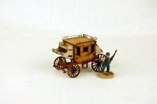 Old West Cowboy Stage Coach 25 mm, 28 mm Terrain & accessoires, D047