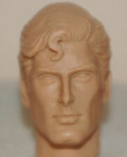 1/6 SCALE CUSTOM CHRISTOPHER REEVE ACTION FIGURE HEAD