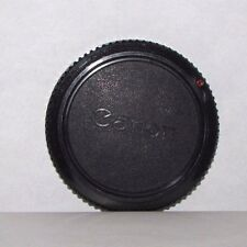 Canon FD Camera Body Cover Cap vintage genuine  - Free shipping worldwide