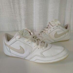 Vintage Nike Creco   men's white trainers uk 7 us 9.5 eur 41 26.5cm