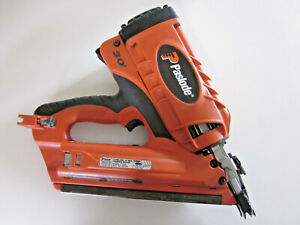 PASLODE CORDLESS 30*FRAMING NAILER CF325 FOR PARTS - FAN RUNS BUT DOES NOT FIRE