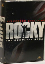 Rocky - The Complete Saga Collection DVD 2007 Boxed 6-Disc Set Widescreen PG