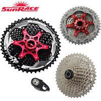 SunRace 10 11 Speed MTB Bike Cassette 11-40/42/46t fit Shimano SRAM Derailleurs
