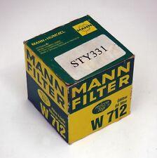 AC & INVACAR Model 70 & Haflinger MANN W 712 Oil Filter Canister  NOS Classic