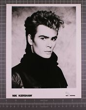 Nik Kershaw Photo Original MCA Records Promo Circa Mid 80's