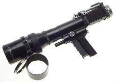Novoflex Noflexar 1:5.6 f=400mm Follow-Focus Lens Pistol Grip Bellows REXA Mount