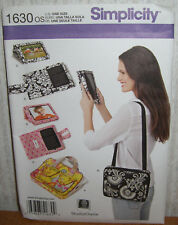 E Book Reader Covers Tablet Carry Cases Bags Sewing Pattern/Simplicity 1630/UN