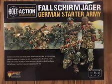 Bolt Action: German Fallschirmjager Starter Army