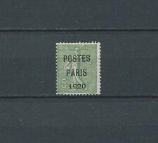 PRÉOBLITÉRÉS - 1920 YT 25 - TIMBRE NEUF** LUXE - COTE 575,00 €