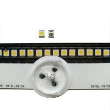 100Pcs/lot original led 3528 2835 1w 3v cool whtie for repair lg tv backlight